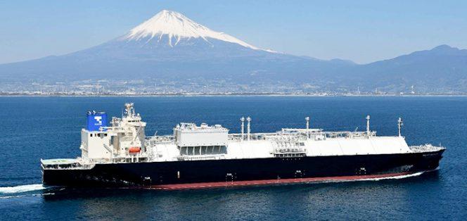 MOL names Tokyo Gas' LNG pair