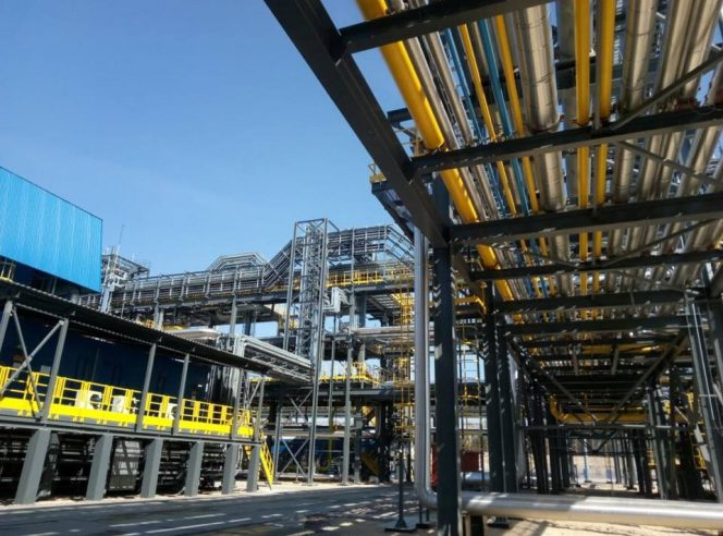 Novatek hits full-scale production at Cryogas-Vysotsk LNG plant