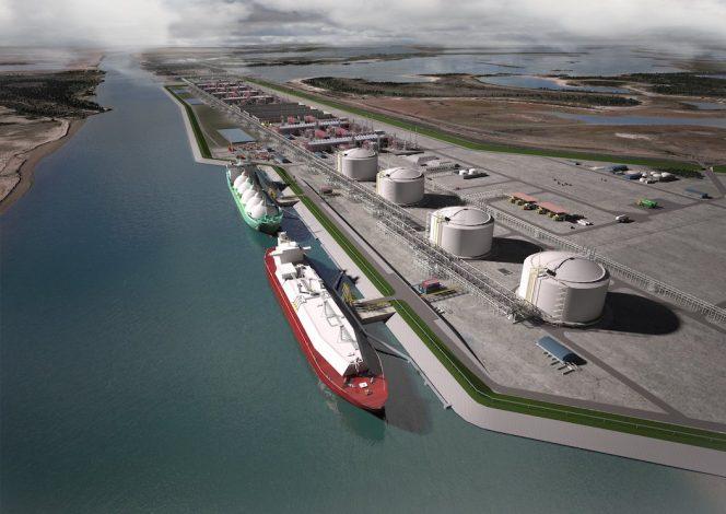 Becthel, Fluor bid for Rio Grande LNG EPC deals