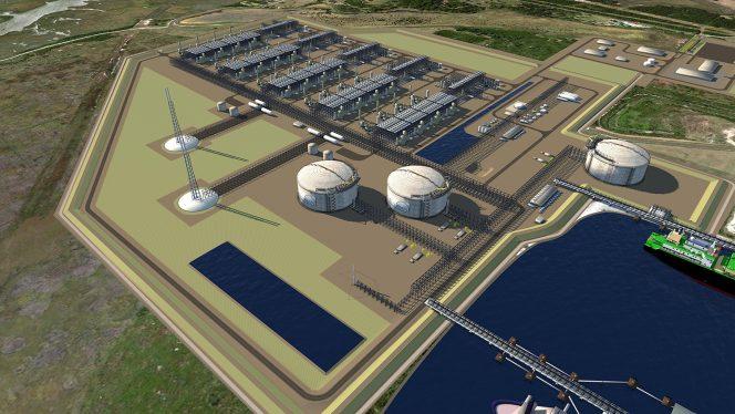 FERC approves Driftwood LNG construction