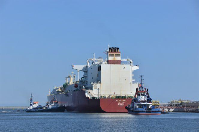 Polish LNG terminal receives 56th cargo