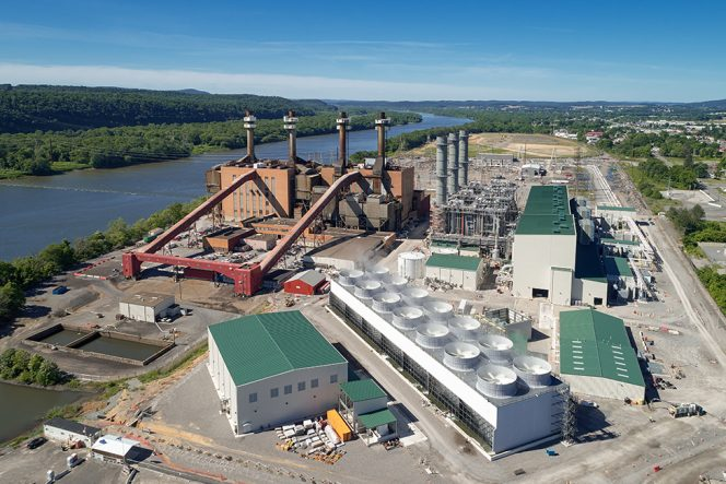 US NGCC plants surpass coal-fired plants as top electricity producer