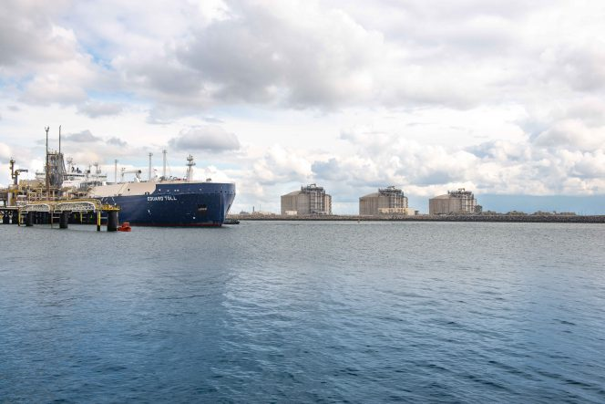 Dunkirk LNG receives 50th cargo