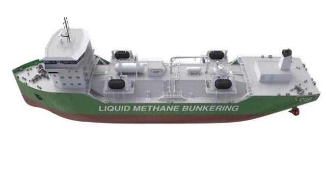 Saga LNG Group's bunker vessel gets ABS, CCS nod