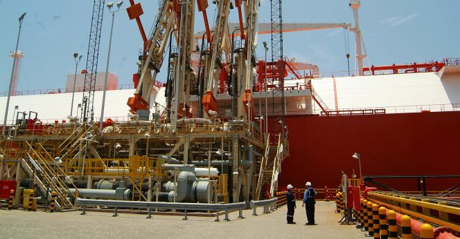 Peruvian LNG export volumes edge up in March