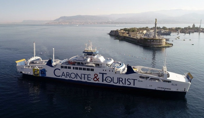 Italian ferry with MAN Cryo LNG fuel system starts service