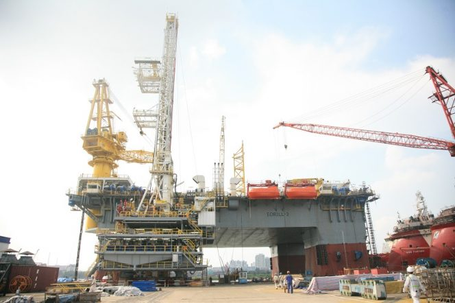 Illustration: EDrill-3 rig owned by Energy Drilling - Image source: Energy Drilling