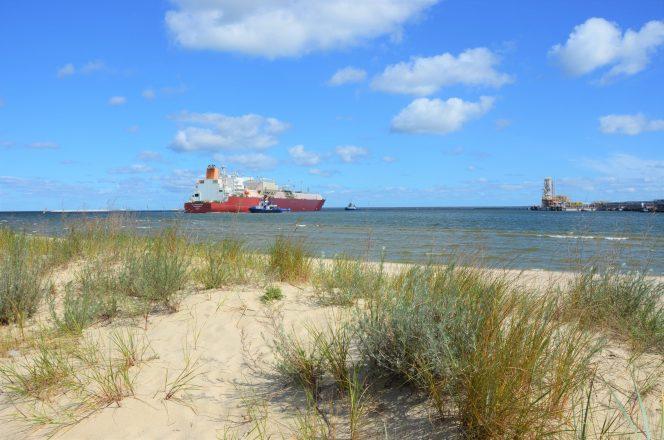 Polish LNG terminal receives 60th cargo