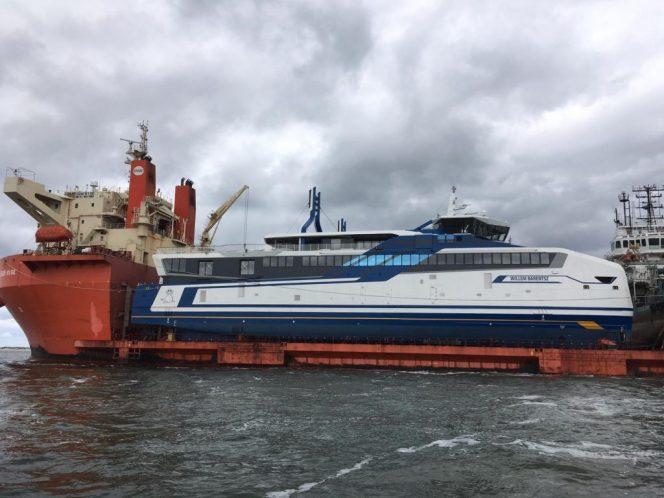 Rederij Doeksen LNG catamarans expected in Harlingen