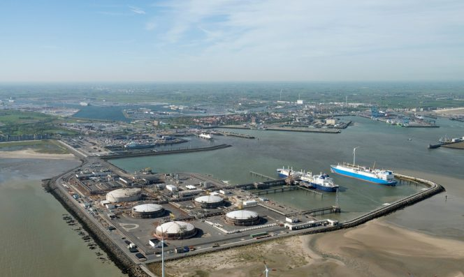 Fluxys LNG reports high interest for Zeebrugge capacity