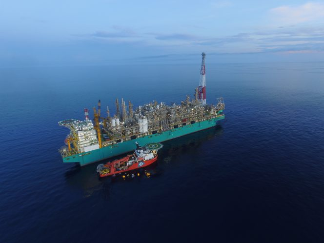 Petronas FLNG Satu produces first LNG after relocation