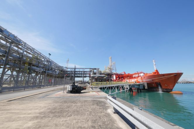 Pavilion Energy completes first STS LNG bunkering in port of Singapore