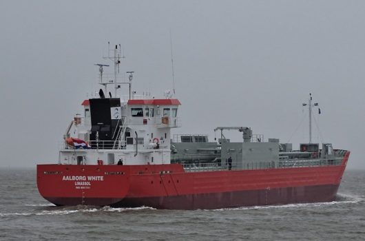 Cement carrier Aalborg White