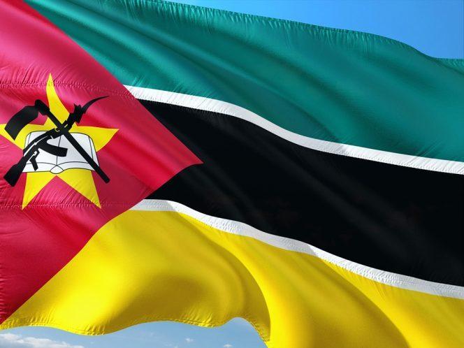 Mozambique flag / Image: Pixabay