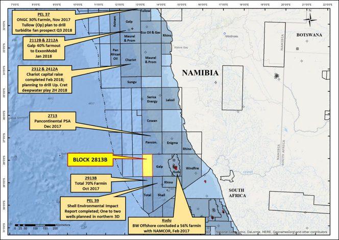 Maersk drillships gig with Tullow cut short - Offshore Energy