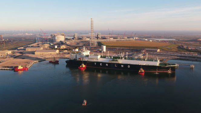 US LNG exports slip on week