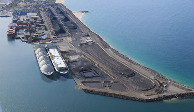GHD readies environmental impact statement for Port Kembla FSRU project