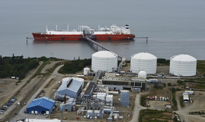 FERC to complete Kenai LNG cool down project EA in December