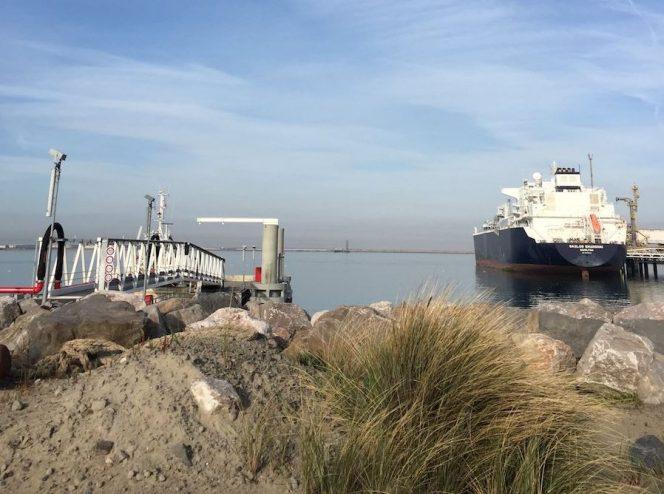 GasLog Partners strike LNG carrier charter deal with Gunvor