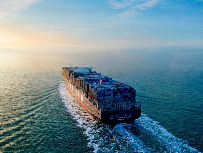 CMA CGM's LNG-powered fleet to reach 20 vessels by 2022