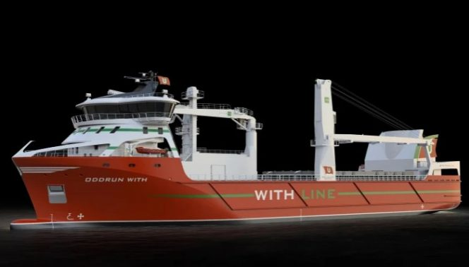 Kongsberg To Provide Propulsion System For Lng Powered Cargo Vessel Offshore Energy