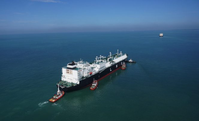 Dynagas LNG Partners first-quarter profit slips