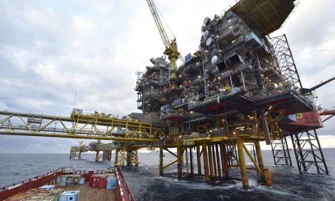 Tyra East; Source: Maersk Group