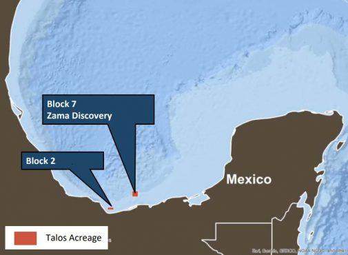 Zama map - Source: Talos
