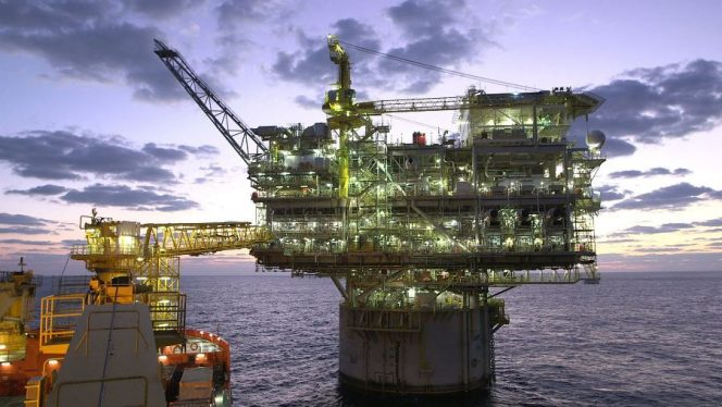 Lucius platform in the U.S. Gulf of Mexico / Image source: Petrobras