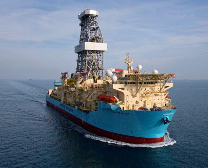 Maersk Valiant / Image source: Maersk Drilling