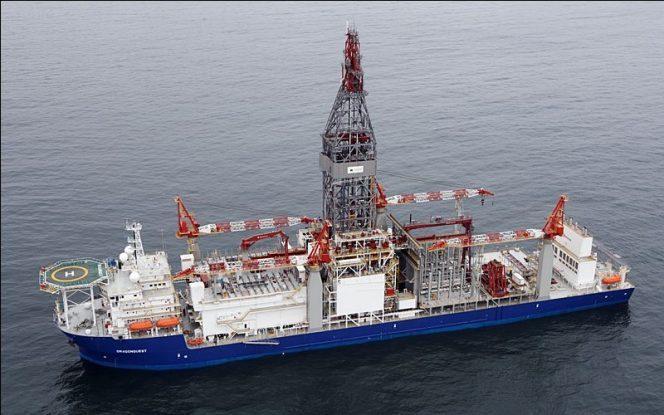 Titanium Explorer - Image source: Vantage Drilling