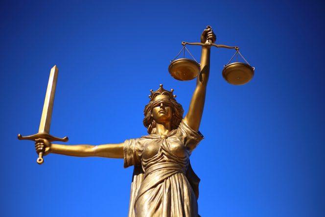 Justice statue, Image source: Pixabay