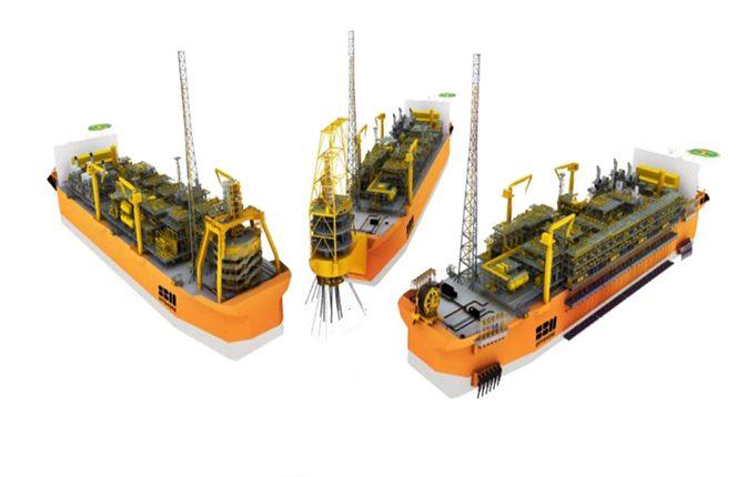 SBM Offshore's Fast4Ward hulls