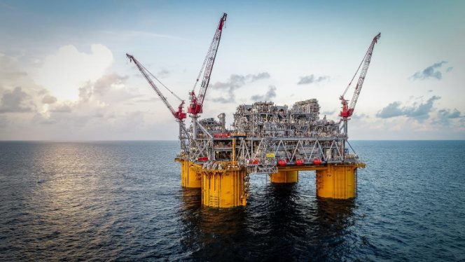 Shell sells Gulf of Mexico asset interest to Equinor