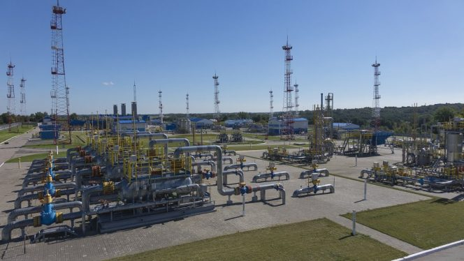 Gazprom's gas production, exports to Europe rising