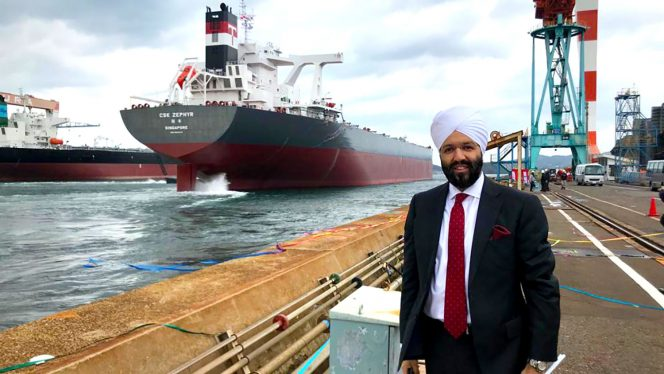 BHP issues tender for LNG-fueled bulk carrier freight