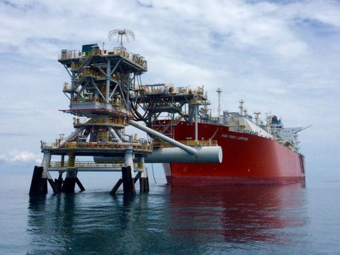 Höegh LNG completes PGN FSRU Lampung class renewal