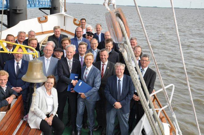 AG Ems orders Münsterland LNG conversion