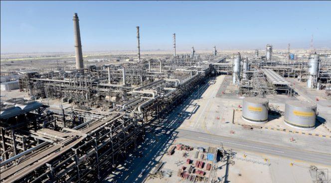 Illustration: Berri plant - Source: Saudi Aramco