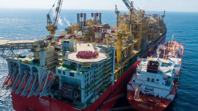 Flowserve nets Prelude FLNG general maintenance deal