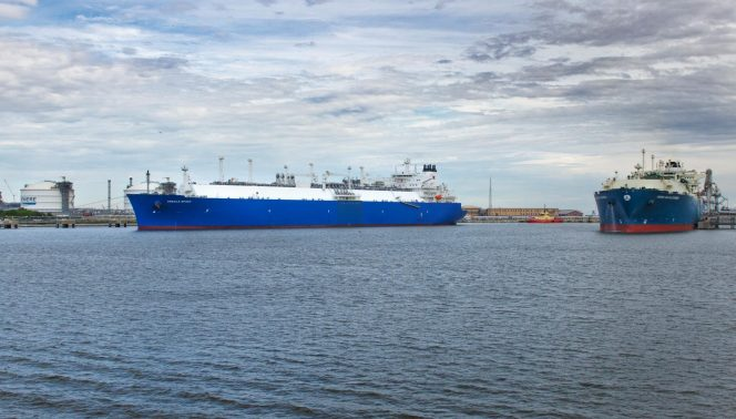Cheniere starts Sabine Pass LNG trains 3 and 4 maintenance