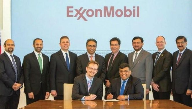 Pakistani private company UGDC inks LNG supply deal with ExxonMobil