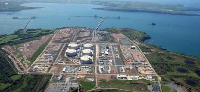South Hook books Qatari LNG cargo