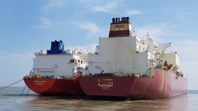 Qatargas makes first Q-Flex delivery to Moheshkali LNG terminal