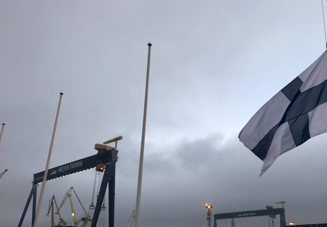 Meyer Turku delays LNG-fueled Costa Smeralda cruiser