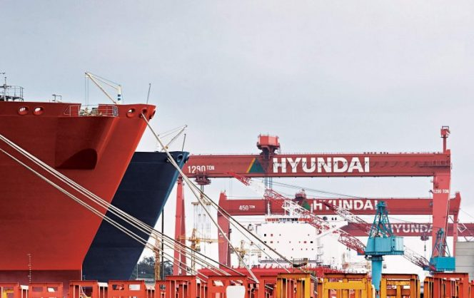 Hyundai Heavy books LNG carrier order