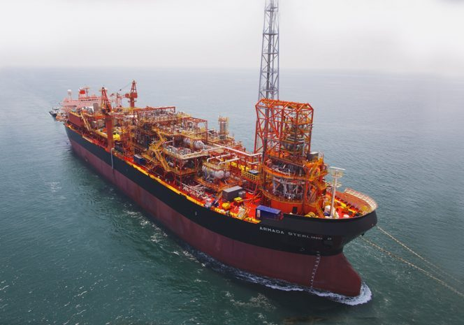 FPSO Armada Sterling II – one of the FPSO previously provided by Bumi & SPBAG JV to ONGC. Source: Shapoorji Pallonji Oil & Gas