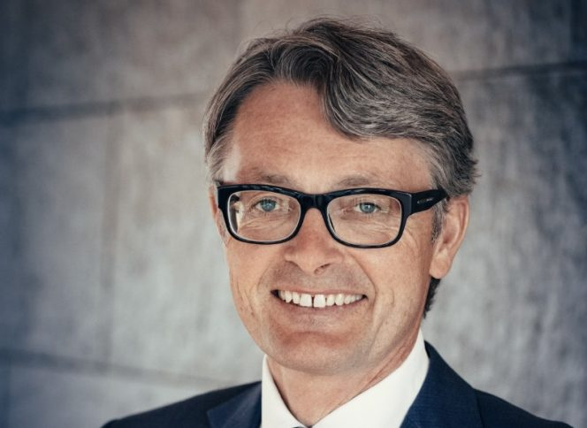 Aker President and CEO Øyvind Eriksen