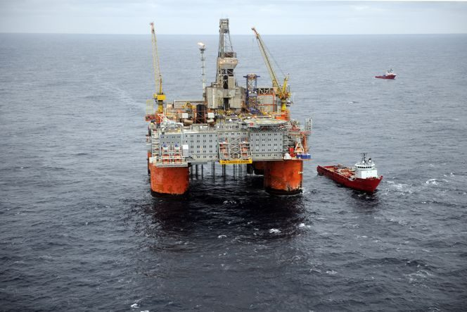 Snorre field offshore Norway. Source: Equinor