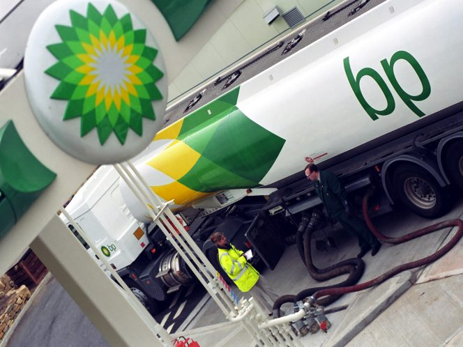 BP's third quarter slumps on lower prices, adverse weather